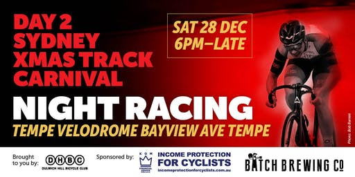 Nightracing - Day 2 Xmas Track Carnival