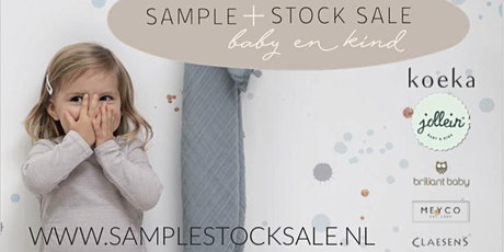 Sample + Stock Sale Koeka, Jollein en Meyco tickets
