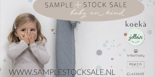 Sample + Stock Sale Koeka, Jollein en Meyco