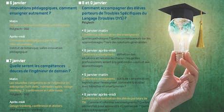 Conférence : Des outils pour une université puissance dys ! billets