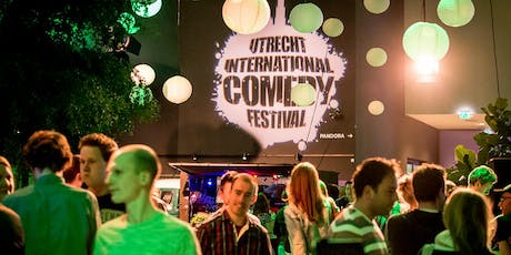 Eindshow Talentenpoule Utrecht International Comedy Festival tickets