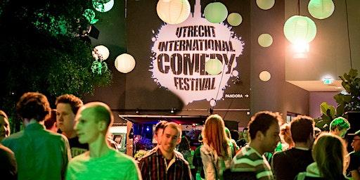 Eindshow Talentenpoule Utrecht International Comedy Festival