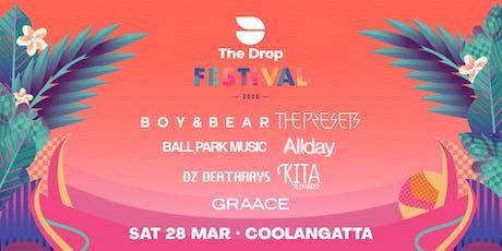 The Drop Festival 2020  Coolangatta tickets