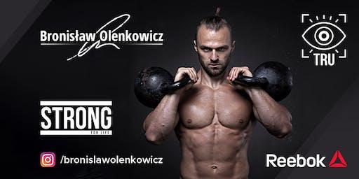 Kettlebells: Hardstyle Workshop with Bronisław Olenkowicz