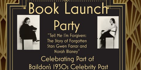 Book Launch Baildon  tickets