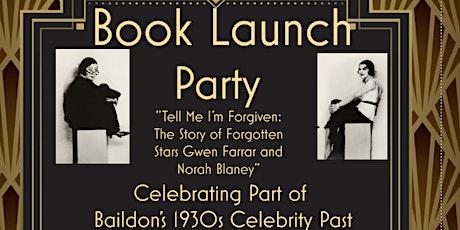 Book Launch Baildon  tickets