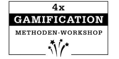 4x Gamification: Workshop für Methodenfeuerwerk
