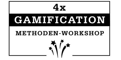 4x Gamification: Workshop für Methodenfeuerwerk Tickets