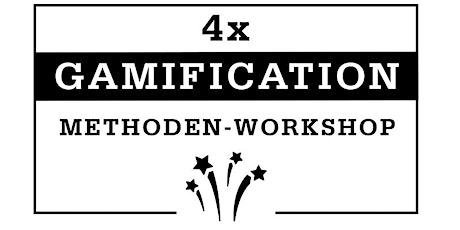 4x Gamification: Workshop für Methodenfeuerwerk Tickets