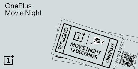 OnePlus Movie Night tickets
