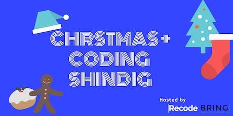 Coding for Beginners | Bolton | Recode & Bring Digital | Digital Skills Class | December 2019 tickets