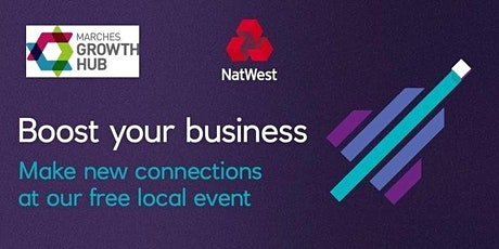 Business Support Clinic- Hereford #NatWestBoost tickets