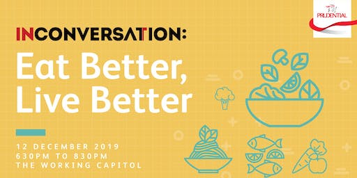 In Conversation: Eat Better, Live Better