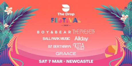 The Drop Festival 2020  Newcastle tickets