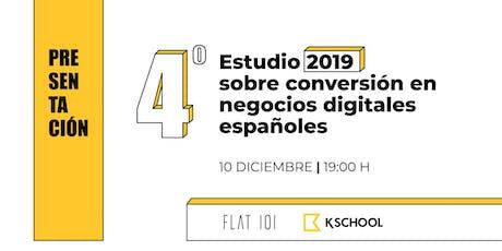Presentación Estudio E-Commerce 2019 - Flat 101 entradas