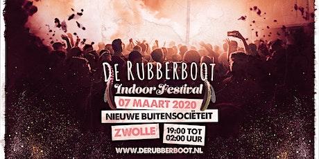 De Rubberboot Indoor Festival 2020 tickets