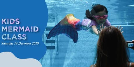 Mermaid Class For Kids! tickets