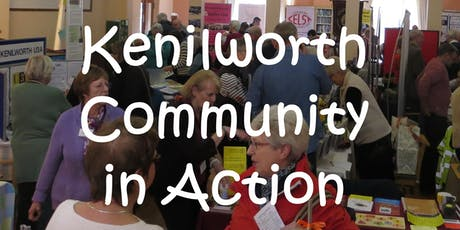 Kenilworth Community in Action Conference  tickets