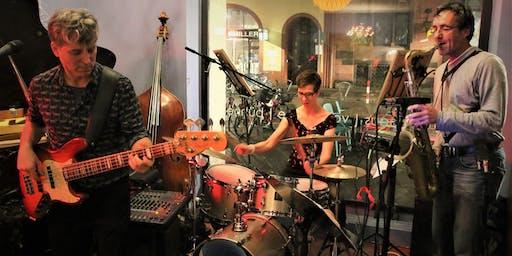 Tiefenrausch Klangkombinat beim Jazzkonfekt Groß Umstadt