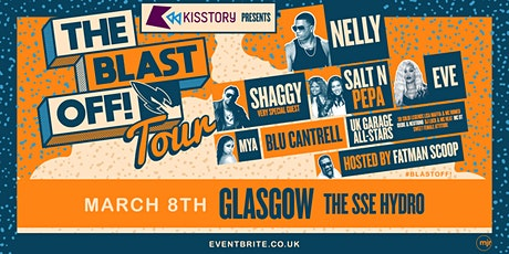 KISSTORY Presents The Blast Off! Tour (The SSE Hydro, Glasgow) tickets