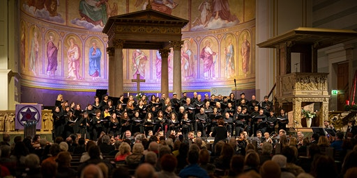 Louis Lewandowski Festival 2019 | Eröffnung und Konzert