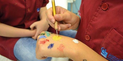 L'arte del Make up: il quadro prende vita
