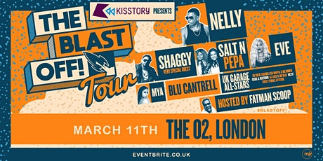 KISSTORY Presents The Blast Off! Tour (The O2, London) tickets