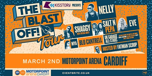 KISSTORY Presents The Blast Off! Tour (Motorpoint Arena, Cardiff)