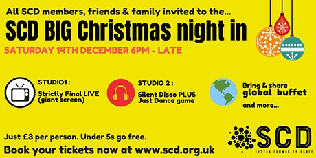SCD Christmas Big Night In tickets