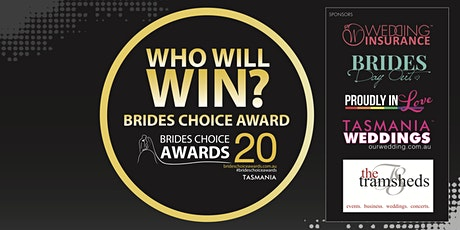 Tasmania Brides Choice Awards Gala Cocktail Party 2020 tickets