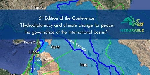 Hydrodiplomacy and climate change for peace