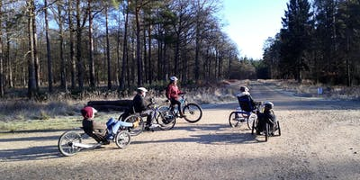2020 Guided Rides - Trough the New Forest National Park - Standing Hat