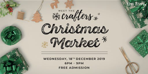 Meet The Crafters: Christmas Market