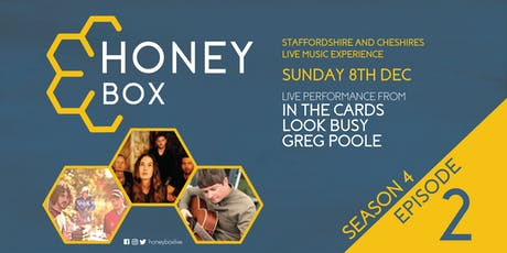 Honey Box Live Series 4 Episode 2 tickets