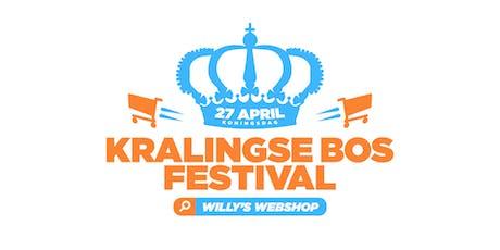 Kralingse Bos Festival 2020 tickets