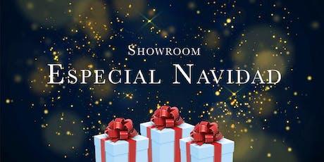 Showroom Especial Navidad entradas