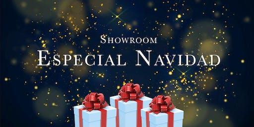 Showroom Especial Navidad
