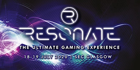 Resonate: The Ultimate Gaming Experience - 2020 tickets