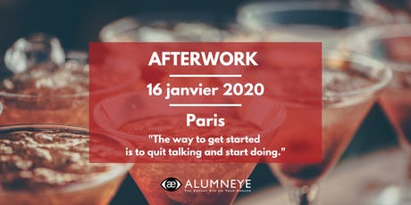 Afterwork AlumnEye #39 - Paris billets