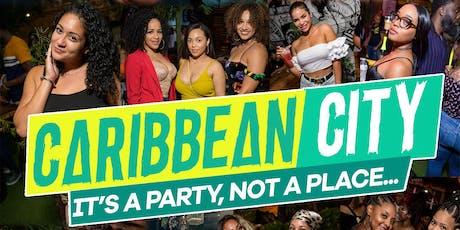 CARIBBEAN CITY MIAMI tickets