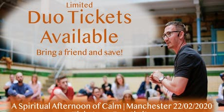 A Spiritual Afternoon of Calm tickets