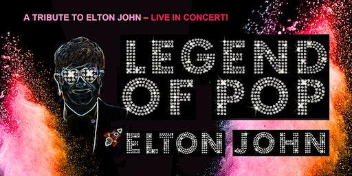 LEGEND OF POP - A TRIBUTE TO ELTON JOHN   Frankfurt