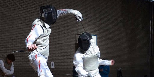 NI Junior Foil Series 2019/20 – Round 2