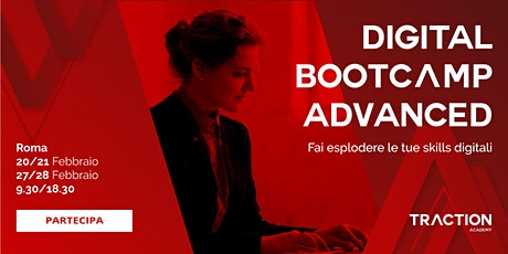 Digital Bootcamp ADVANCED tickets