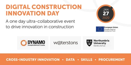 Digital Construction Innovation Day tickets