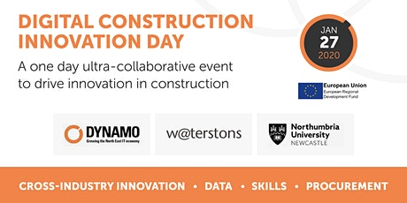 Digital Construction Innovation Day tickets