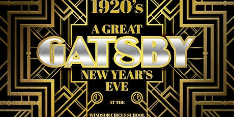 A Great Gatsby New Year's tickets
