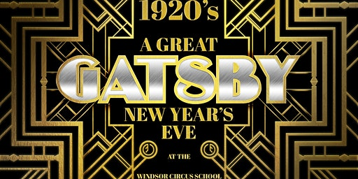 A Great Gatsby New Year's
