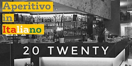 Aperitivo in italiano - Italian Happy Hour biglietti