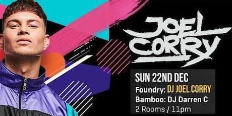 JOEL CORRY // XMAS FEST tickets